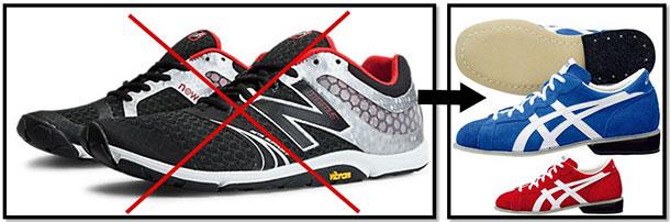Правильная обувь бодибилдинга