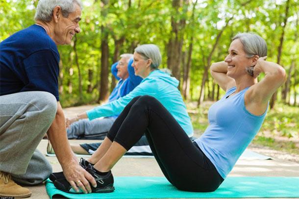 Физические упражнения после 50 лет
