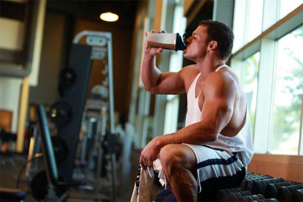 Принимай протеин после тренировки