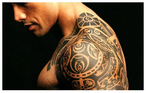 Татуировки в бодибилдинге