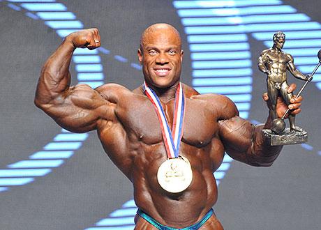 Победитель Олимпии 2016