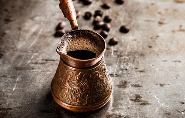 Кофе в туре