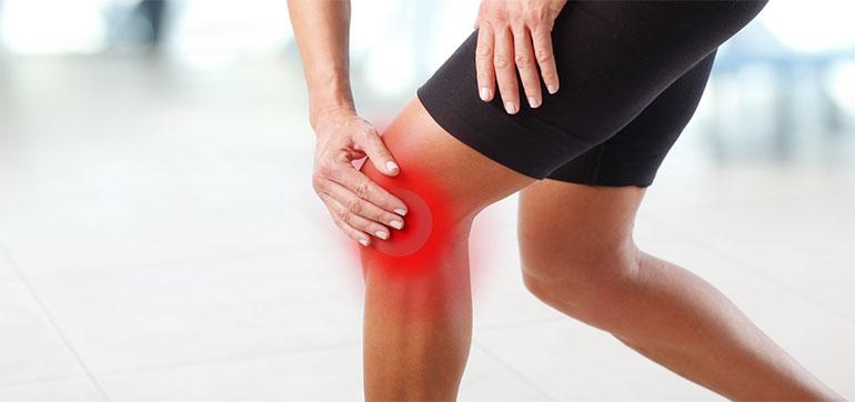 От чего болит колено у спортсменов