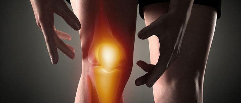 Укрепляем коленные суставы