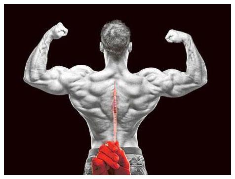 Мода на совершенство и выразительность мышц