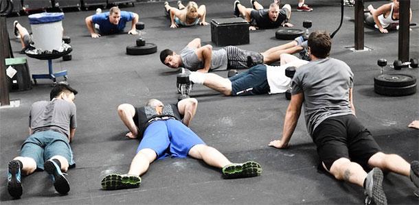 Берпи – комплекс упражнений