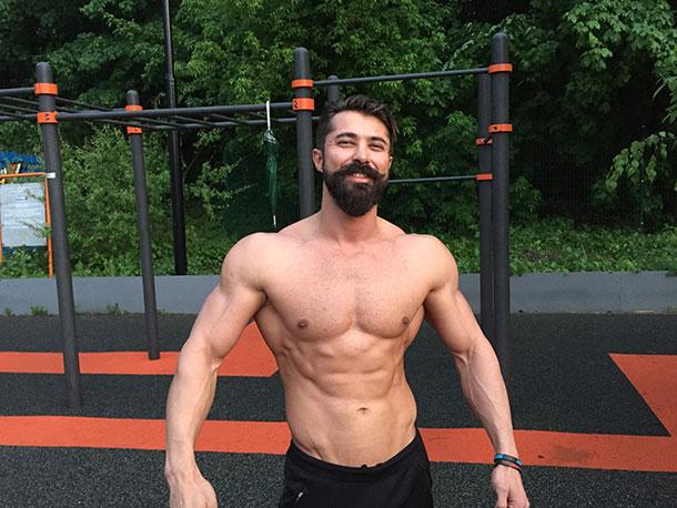 Дмитрий Селивёрстов
