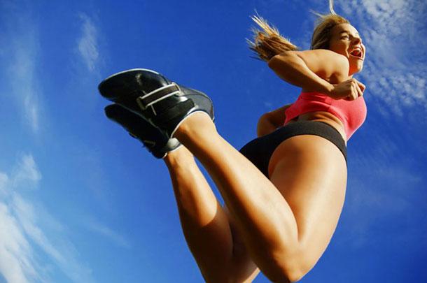 Взрывная сила прыжка